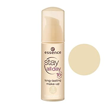 Essence Stay All Day Makeup Foundation long-lasting make-up - Soft Beige, 30 ml.: Amazon.co.uk: Beauty
