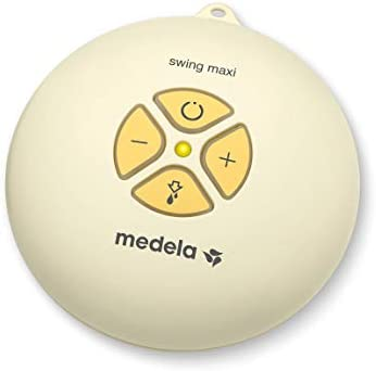 Medela Milchpumpe Swing Maxi elektrische Doppel Milchpumpe