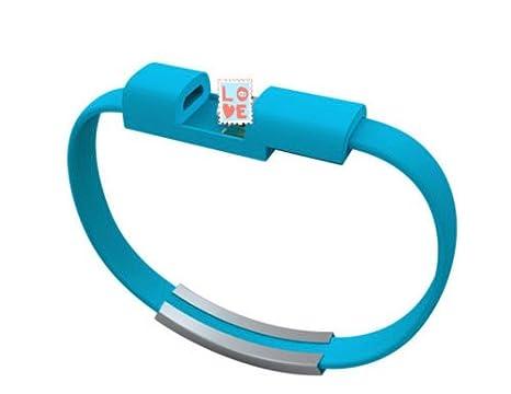 aquiver Cargador Micro USB a USB Cable pulsera datos ...