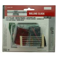 Spiratronics Velleman Digital LED Clock Electronic Project Kit MK151 by Spiratronics