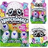 Hatchimals Colleggtibles Season 1 4-pack + bonus, 2-pack + nest, 1 blind SET (random assortment) Collectibles]()