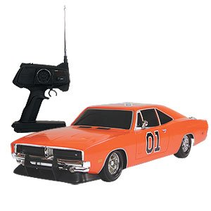 R C General Lee Die Cast Remote Control Dukes Of