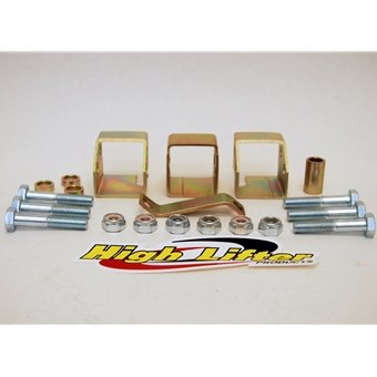 honda 300 lift kit - 1