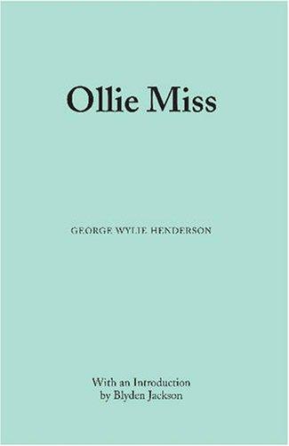 Ollie Miss (Library Alabama Classics) pdf