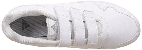Altarun chaussures Gris Pour Cf Moyen D'entranement Enfant Chaussures Adidas 0 Blanc Unisex qwz8WtX