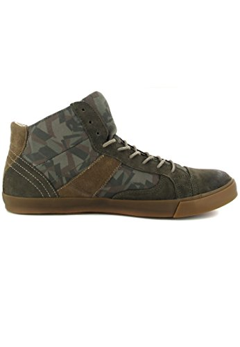 TIMBERLAND earthkeepers-chaussures ® glastenbury leather and chukka textile-homme-vert olive-chaussures en matelas grande taille