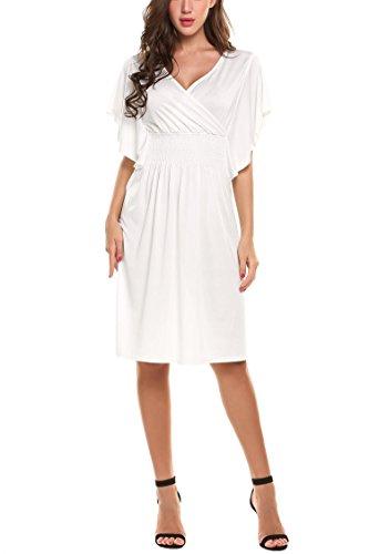 empire white dress - 9