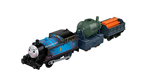 Fisher-Price Thomas & Friends TrackMaster, Motorized Railway Steelworks Thomas Train
