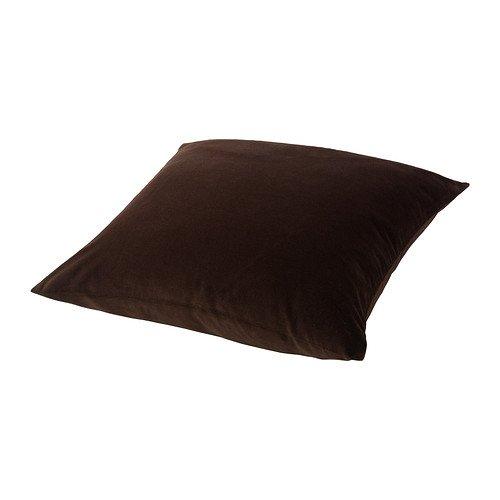 IKEA SANELA - Funda de cojín, marrón - 50x50 cm: Amazon.es ...