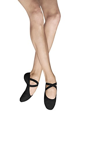 Bloch Dance Women's Performa Dance Shoe, Black, 7.5 B US