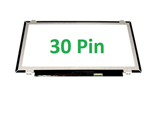 "LCD PANEL FOR HP-Compaq PROBOOK 640 G2 SERIES SCREEN GLOSSY 14.0"" 1366X768 Slim EDP 30 PINS by LEPUS-TECH"
