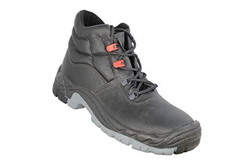 Bauschuhe S3 Ci Hro Negro De Zapatos Alta Src Almar Seguridad Botas Construcción znpqwXZn