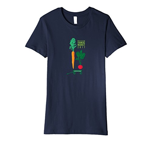 Womens Whitefish Farmers Market 2017 Large Navy
