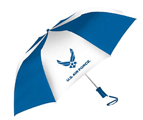 - Storm Duds US Air Force Sporty Two-Tone Umbrella
