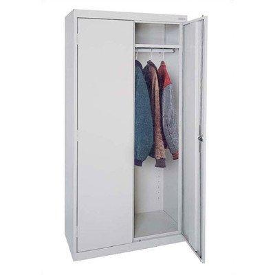 Sandusky Lee EAWR362478-09 Wardrobe Cabinets Elite, Recessed Handle, 36