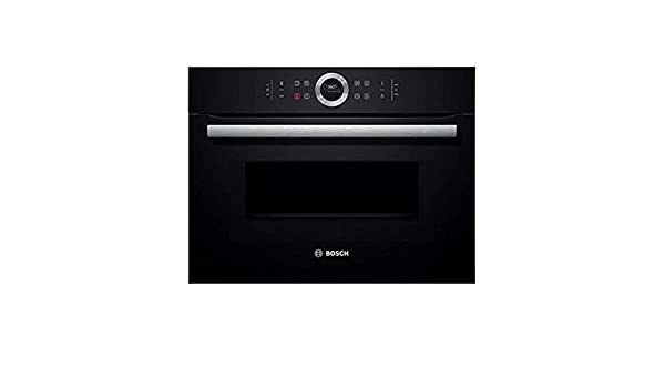 Bosch horno microondas columna 45 L con 12 programas en ...