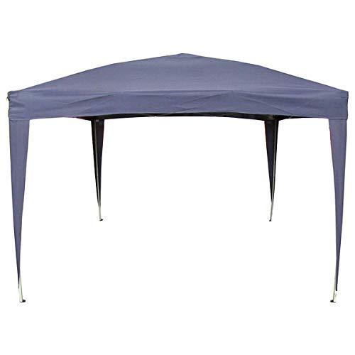 Airwave - Tente Toit Sur Pied Pour Jardin Extérieur 3m x 3m Bleu
