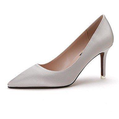 Zormey Tacones Mujer Primavera Verano Otoño Zapatos De Tela Confort Oficina Club &Amp; Carrera Parte &Amp; Traje De Noche Stiletto Talón Caminando US7.5 / EU38 / UK5.5 / CN38