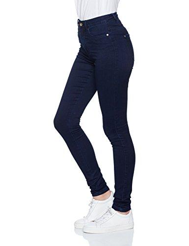 Donna Royal Noos Jeans dark Only Pim101 Blu Blue Skinny Denim High YxnXd