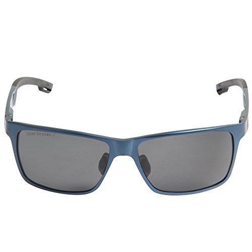 Sol Magnesio Alta Hombres marco Orange Gafas Espejada Gafas Aluminio lentes Lente Sol Wayfarer Jimmy de de de azules Marco gris Calidad de JO661 Polarizadas Mujeres gYqx7zxnA