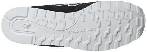 Balance Nero New Uomo 373 Black Sneaker V1 White UZxd6nx