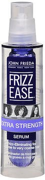 John Frieda Collection Frizz-Ease Hair Serum, Extra Strength Formula, 1.69 Ounce (Pack of 6) (Extra Strength Formula Hair Serum)