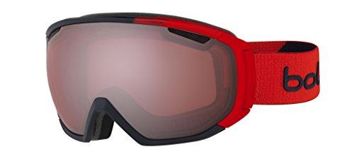 Bolle TSAR Ski Goggle, Matte Red, One - Bolle Modulator