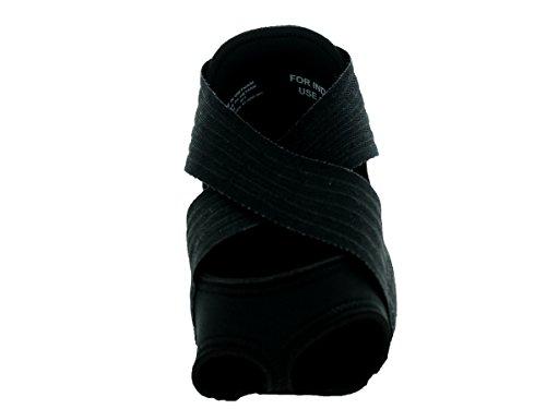 Nike Wmns Studio Wrap 4, Chaussures de Gymnastique Femme Negro (Black / Black)
