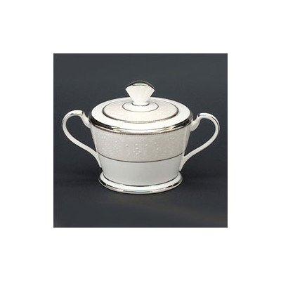 Noritake Silver Palace Sugar Bowl with Cover