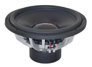 - American Bass TNT1544 15 inch Dual 4 Ohm Car Stereo Subwoofer