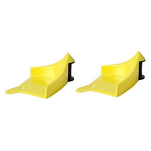 Detail Guardz Pressure Washer, Jet Wash Car Wash Detailing Tool Car Wash Inserts 2 Pack Yellow