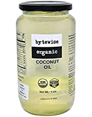 Bytewise Organic Coconut Oil Cold Pressed- 1 L