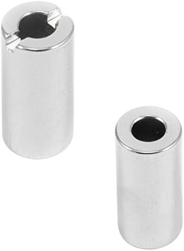 1 St-Packung First4magnets F2512DM-1 12mm Durchmesser x 25mm langer diametral magnetisierter N42-Neodym-Magnet c//w 2mm Schlitz-5,4kg Anziehungskraft