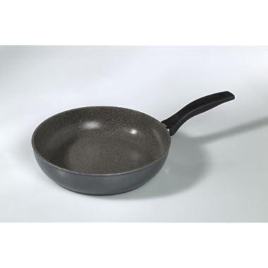 Stoneline - PFOA Free Non-stick Stone Cookware - Large 11  diameter Deep Fry Pan