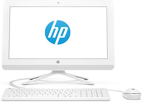 - 2018 HP All-in-One 19.5