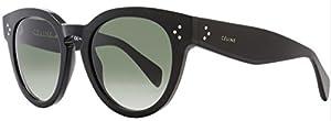 Celine Womens CL41049S Oval Sunglasses 41049