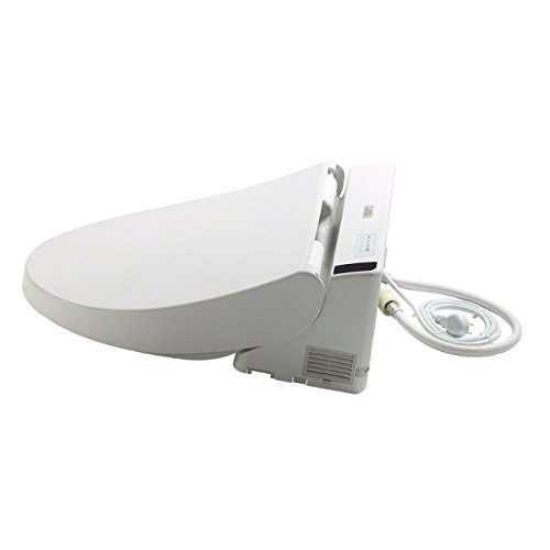 TOTO Washlet C200 Elongated Bidet Toilet Seat with PreMist, Cotton White - SW2044#01 by TOTO (Image #4)