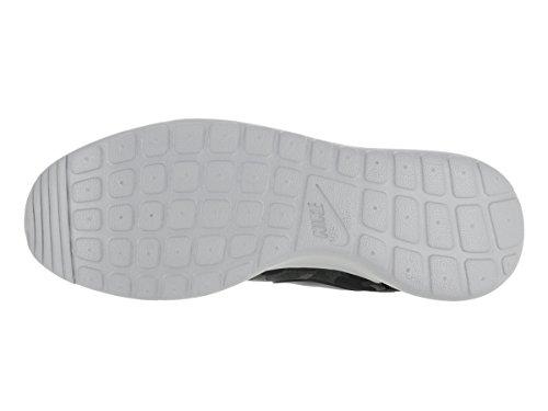 Nike Herren Roshe One Prem Plus Laufschuhe, Schwarz, Talla Schwarz / Grau (Schwarz / Schwarz-Anthrazit-Wlf Gry)