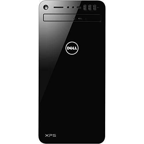 Newest Dell XPS 8930 Desktop Computer PC, Intel 6-Core i7-8700 3.2GHz Processor, 8GB DDR4, 16GB Intel Optane Accelerated 1TB HDD, NVIDIA GeForce GTX 1060, DVDRW, Bluetooth, WiFi, HDMI, Windows 10 (Dell Desktop Computers With Built In Wifi)