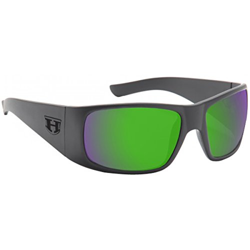 hoven-ritz-polarized-sunglasses-black-on-black-green-chrome-one-size