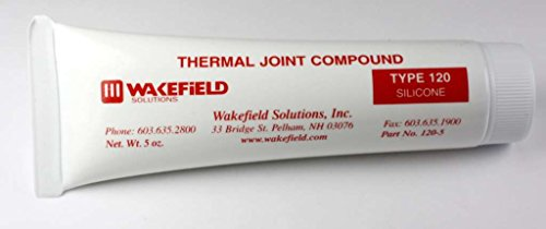 WAKEFIELD SOLUTIONS 120-5 THERMAL GREASE, TUBE 5OZ by WAKEFIELD SOLUTIONS