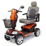 Golden Technologies Patriot 4 - Wheel Scooter - Orange