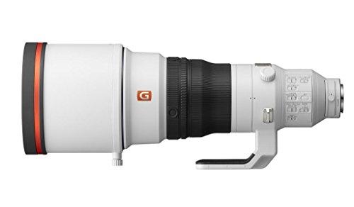Sony 400mm Fixed Prime Camera White