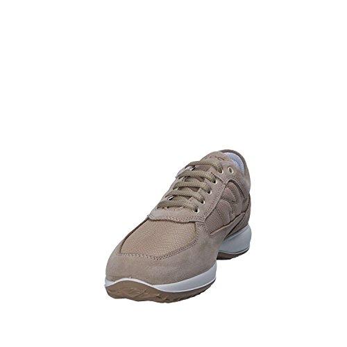 IGI&CO 1115233 Scarpe Sneakers Uomo in Pelle Beige