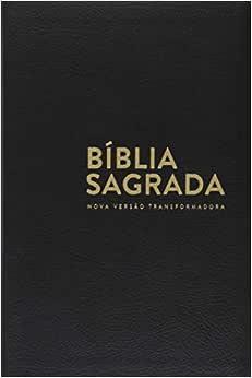 Bíblia NVT - LUXO: Letra normal