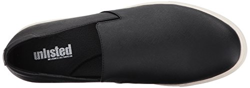 Unlisted by Kenneth Cole Mens Design 300772 Fashion Sneaker Black QwXSbeX