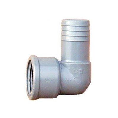 Genova Products 353910 Combination Elbow (Ins x Fip) Pipe Fitting, 1