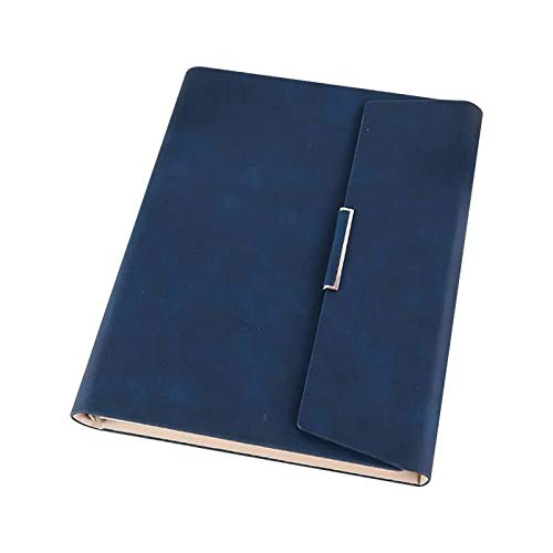 Notebooks & Writing Pads A5 Folder Loose-Leaf Notebook Business Diary Stationery Gift Sketch School Office Supplies for Man Women Ren by Chillin Store