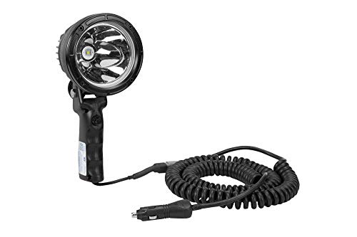 6 Million Candlepower Rechargeable LED Light Hunting Spotlight
