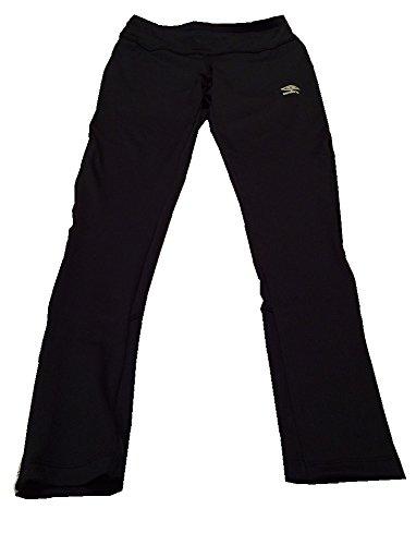 Umbro Womens Capri Pants, Black, Small